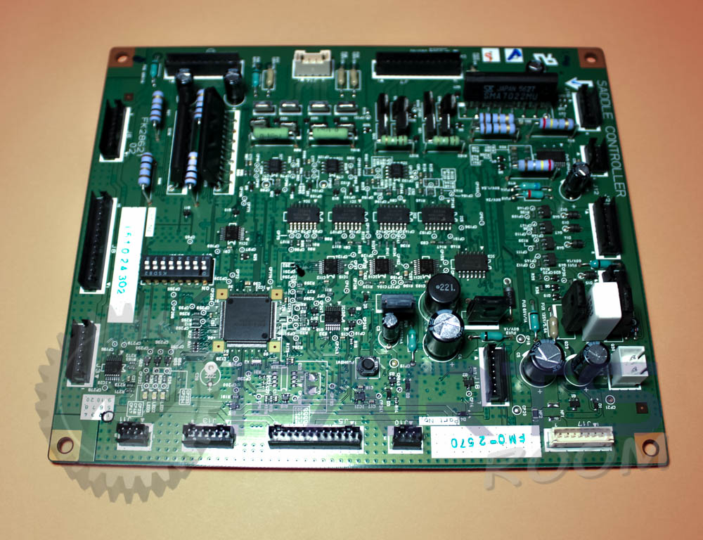 CANON FM0-2570-000 SADDLE CONTROLLER PCB ASSEMBLY (BOOKLET FINI-L1 ONLY) (OEM)