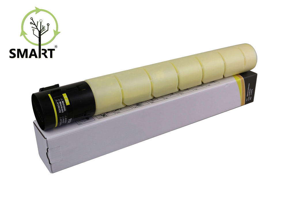 KONICA MINOLTA A33K232 TN-512 YELLOW TONER (Bh-C454/C554) {SMART}